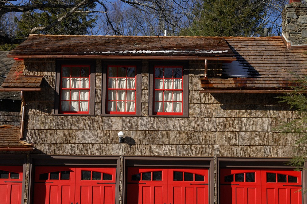 A Historic Blowing Rock, NC home underwent full restoration