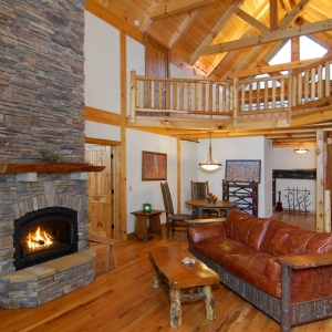 contemporary,mountain city tn,home builders in tennessee, tennessee home builders, tennessee log homes,tennessee timber frame homes