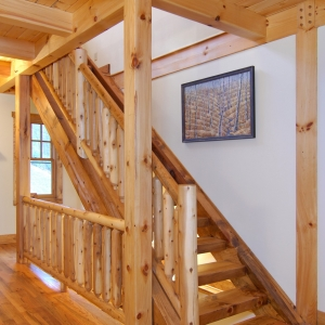 Post and Beam/SIP Home