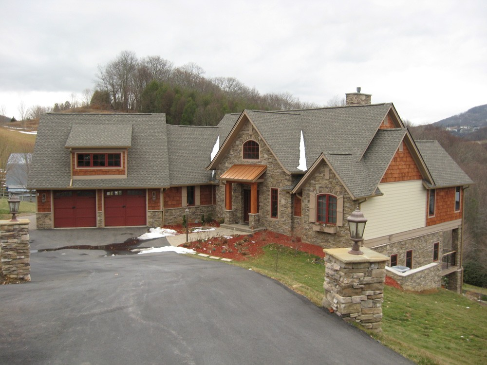 Custom Conventional Home in Banner Elk, NC