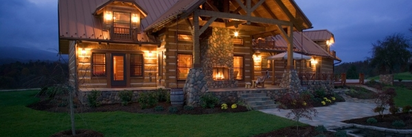 Mountain Construction, Building Log Homes in Northeast Tennessee