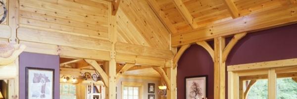 Blowing Rock NC Custom Timber Frame Home Builder