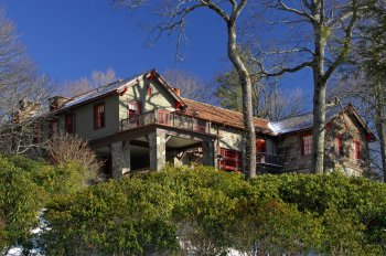 Blowing Rock restoration