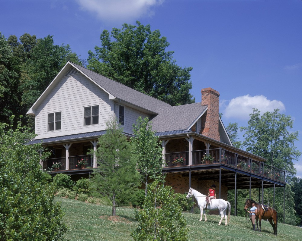 Timber Frame, Morganton, NC