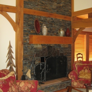 grandfather mountain nc luxury homes, hearth stone homes , rustic,wood beams,hearth stone post and beam,asheville cedar siding