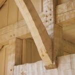 timber frame details