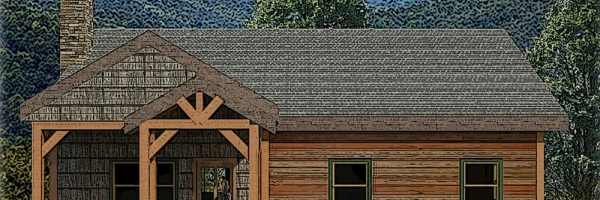 vrbo mountain cabin rental