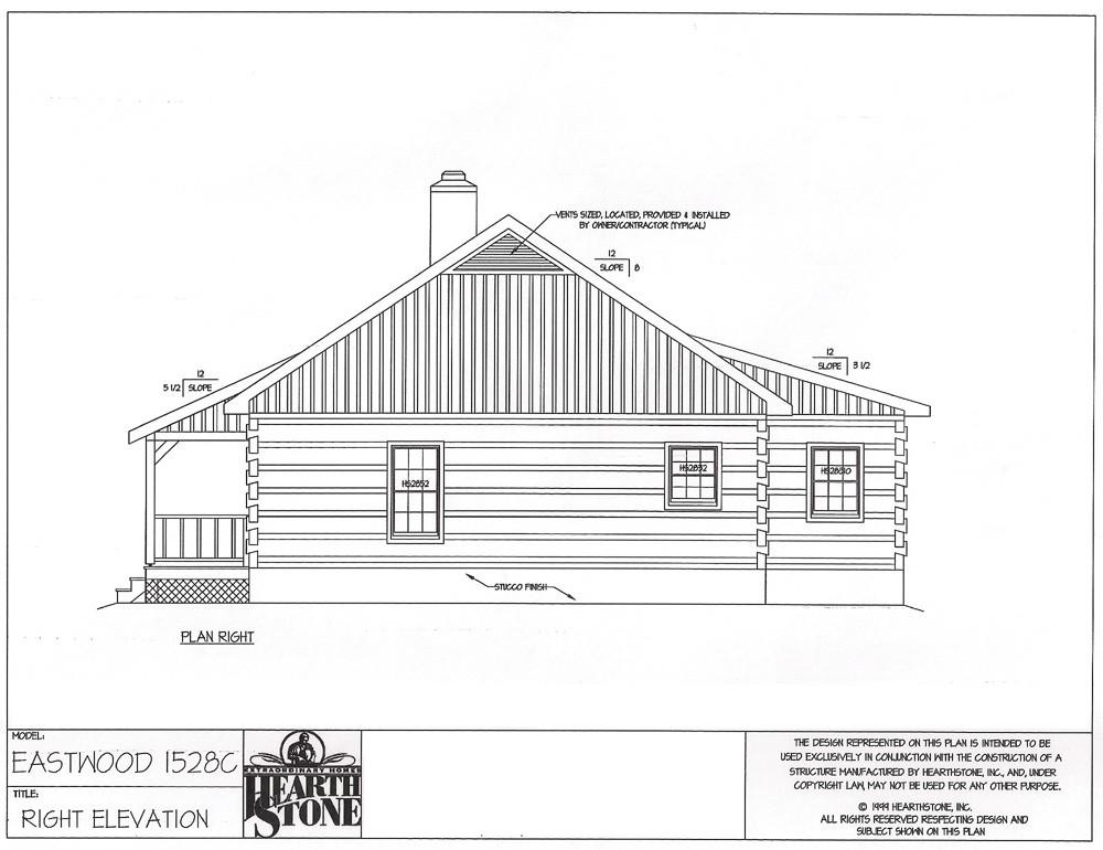 raleigh nc log homes