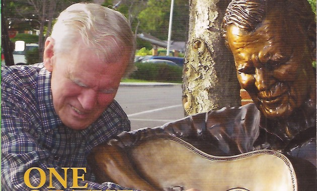 Musician Doc Watson