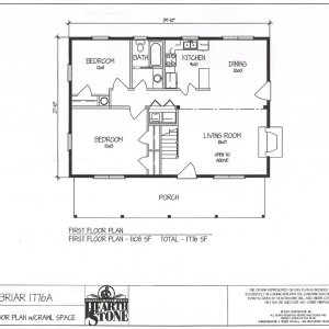 small cottages plan