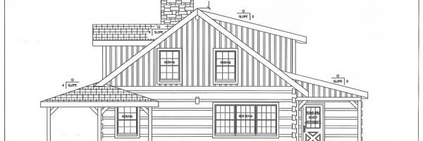 asheville log cabin builder,