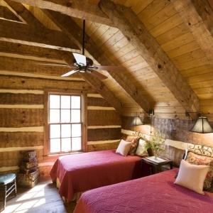 winston-salem log cabin kit