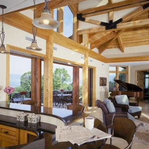 blue ridge vacation home