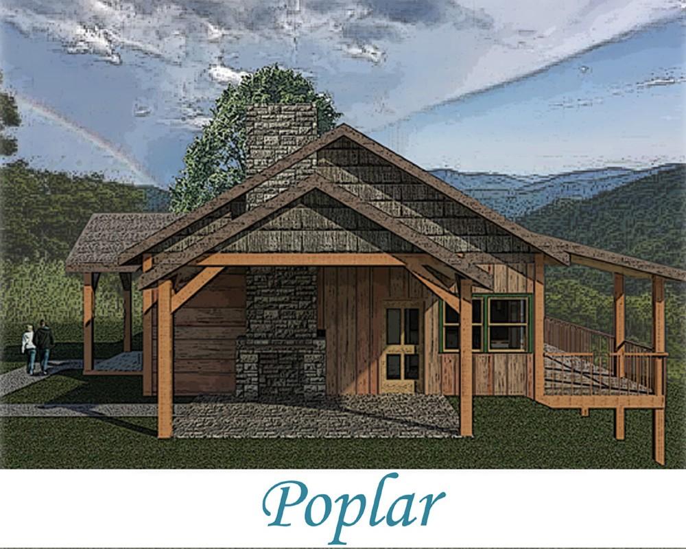The Poplar Mountain Construction