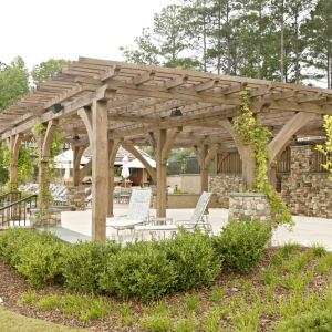 asheville timber frame cabin