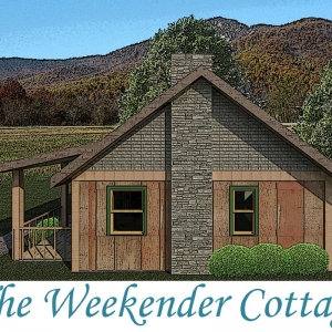 cottage rental as he county