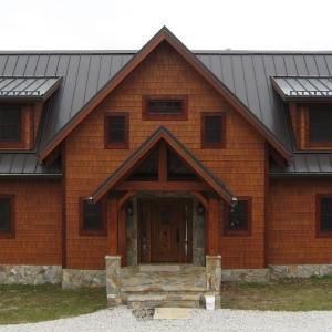 asheville log homes north carolina