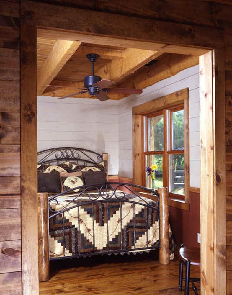 winston-salem log cabin