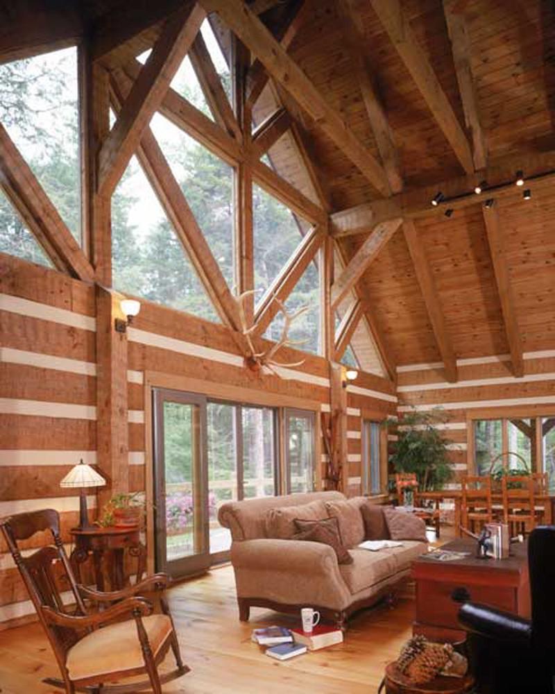 newland  nc log homes