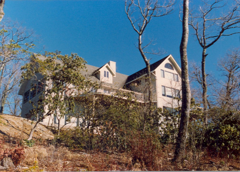North Carolina Custom Home Builder, Blowing Rock