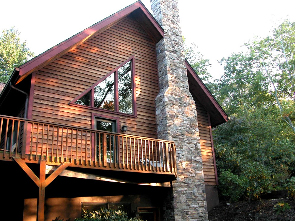 blowing rock nc cedar  siding,