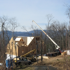 banner elk nc contractor,diamond creek