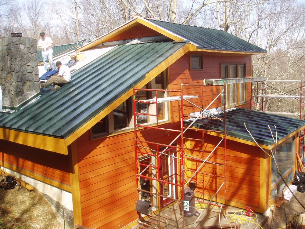 energy efficient home boone nc