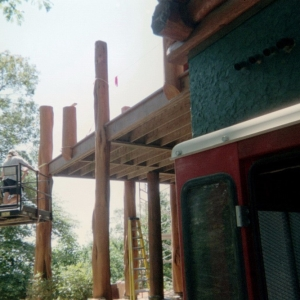 Deck Rot Repair Blowing Rock Nc