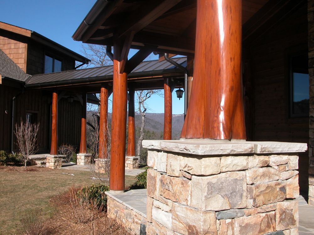 Energy Efficient SIP Timber Frame Hybrid home
