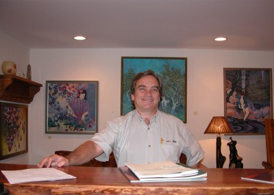 Mark Kirkpatrick, owner of Mountain Construction