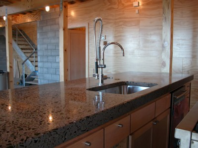 Modern fixtures and contemporary design