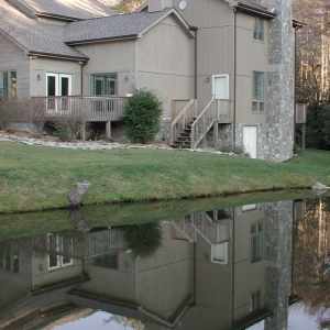 Blowing Rock NC remodel updates home.