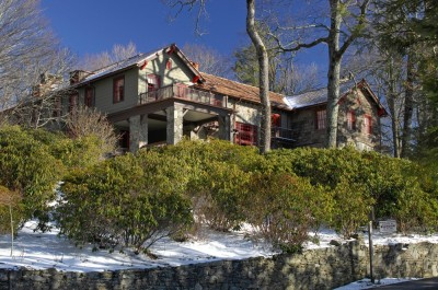 Historic Restoration in Blowing Rock NC