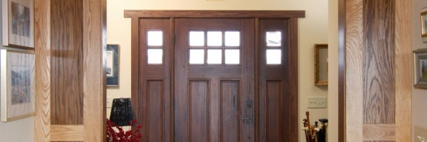 Jefferson Landing Custom Conventional Frame Home