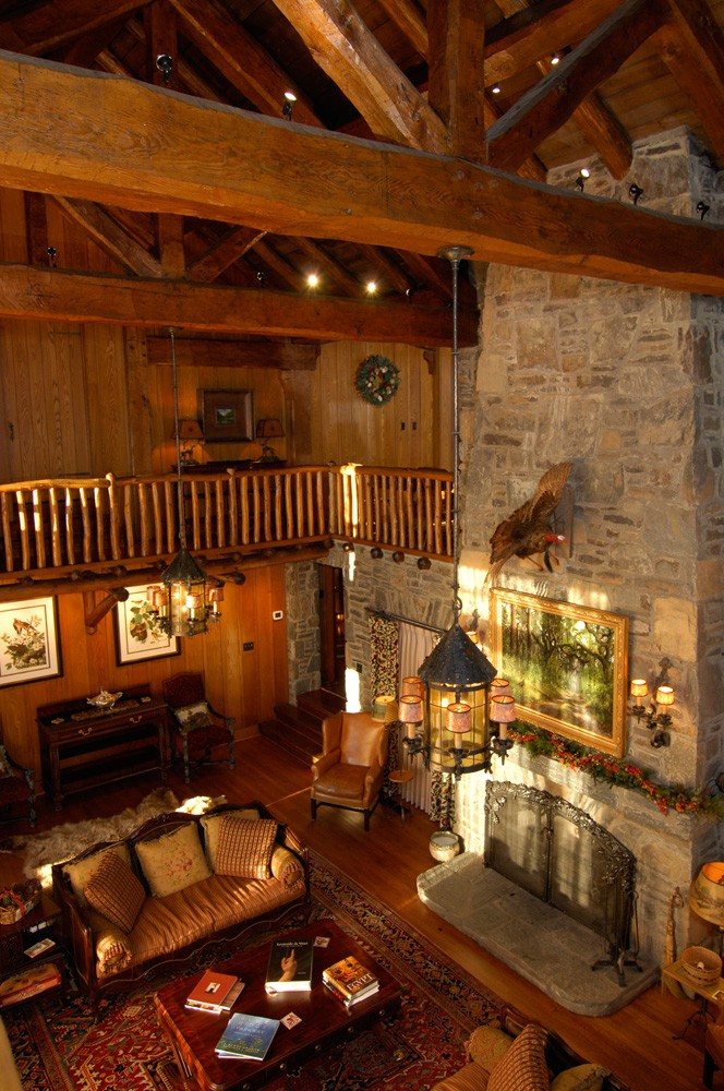 Historic Renovation in Blowing Rock