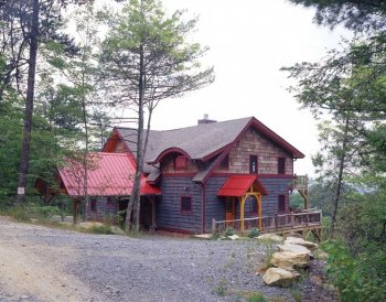 Blowing Rock NC house