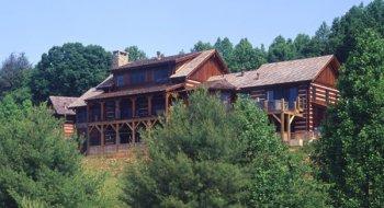 mountain homebuilding