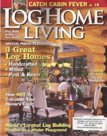 log home math
