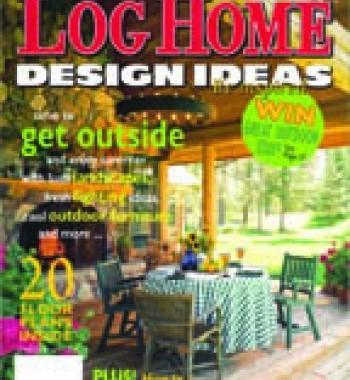 North Carolina Log Home