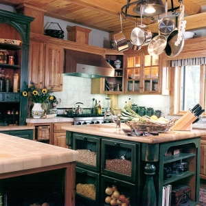 The Kitchen is the owner's favorite room