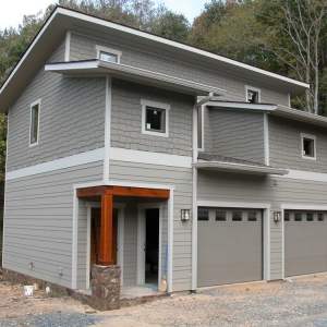 Garage and Recording Studio in Valle Crucis, NC