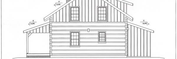 hearthstone log cabins