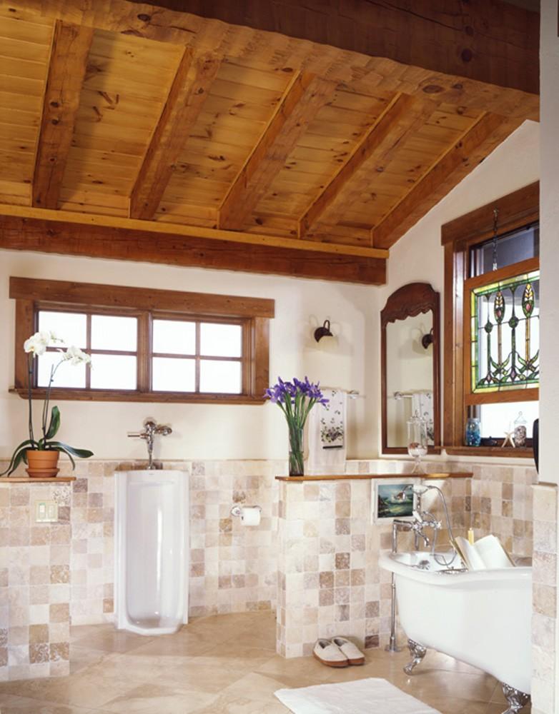 ,hearthstone homes wood beams