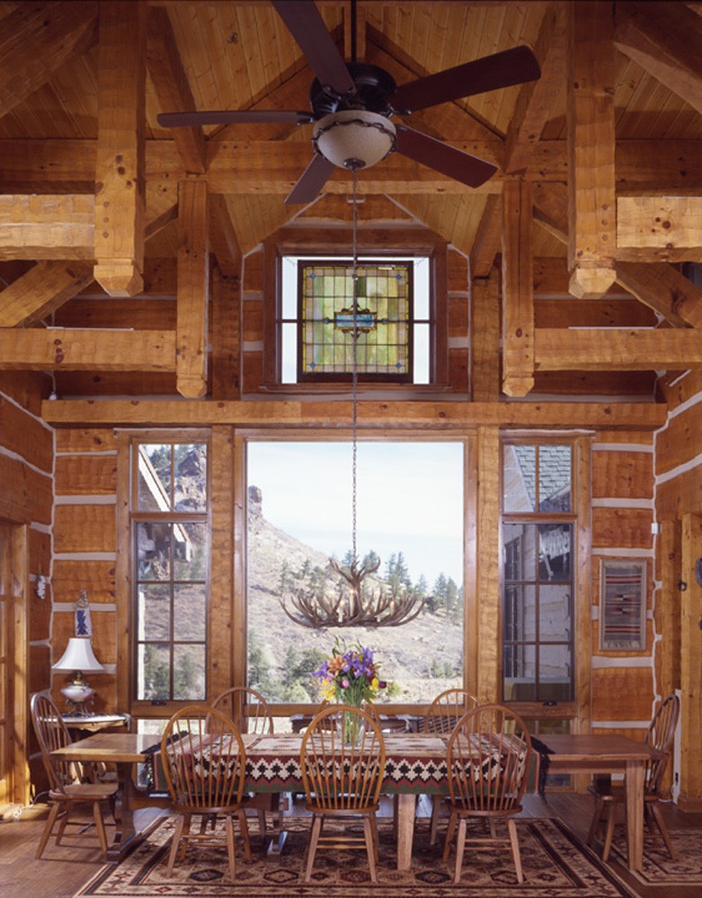 mountain city tn timber frame homes