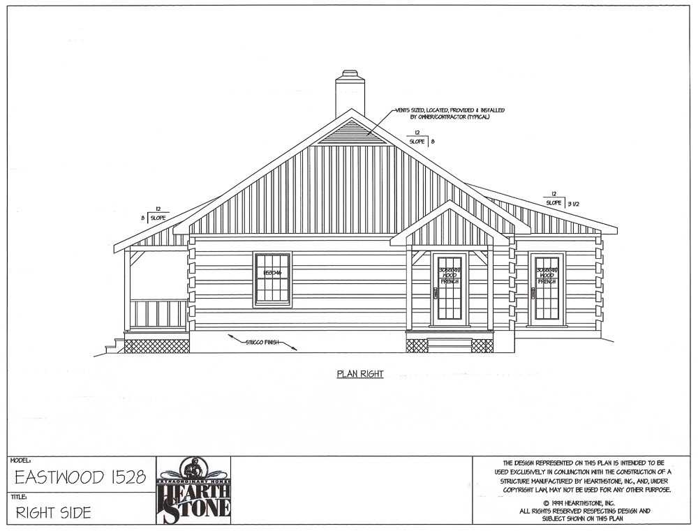 log and timber home builders in tennessee