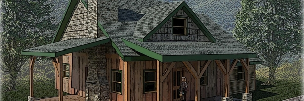 kingsport tennessee log homes,