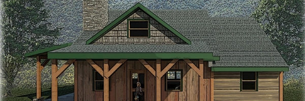 raleigh nc log homes