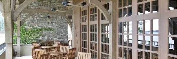 mountain construction,  timber frame