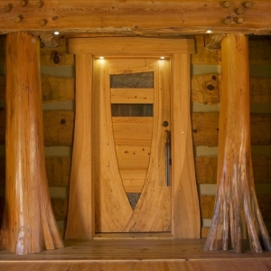 spruce pine nc log homes