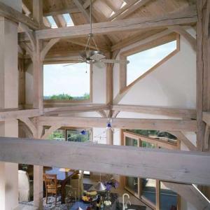 Coastal Sc Timber Frame Mountain Construction